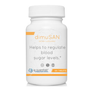 dimusan helps to regulate blood sugar levels.