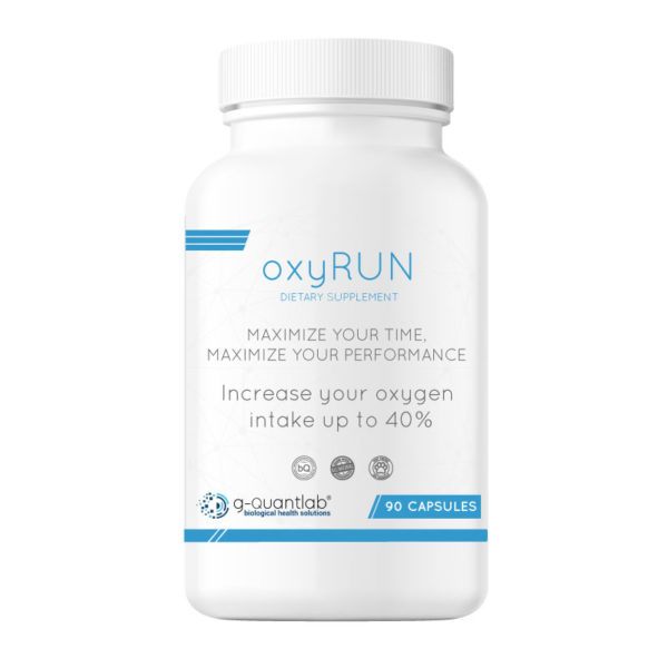 oxyrun dietary supplement to maximize your performance.