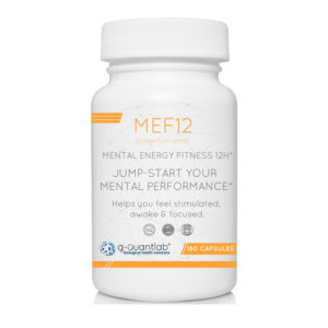 Mef12 dietary supplement, jump-start your mental performance.